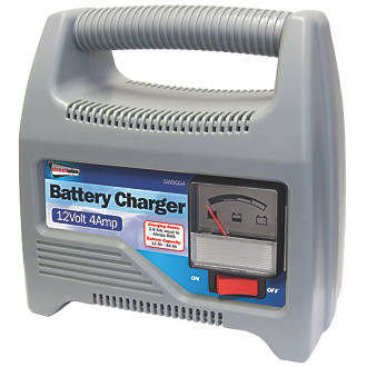 12 Volt Automatic Car Battery Charger