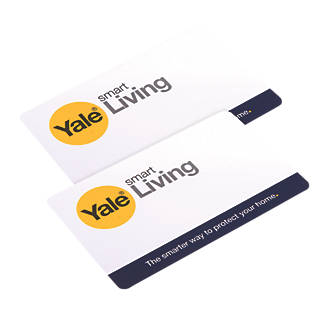 Yale Keyless Connected Key Cards 2 Pack