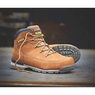 9268c196ee2 DeWalt Hydrogen Safety Boots Tan Size 12