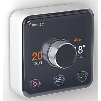Hive Active Heating & Hot Water Thermostat | Wireless Thermostats ...