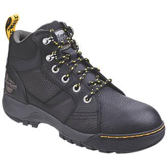 414fffbb01c Dr Martens Grapple Safety Boots Black Size 10