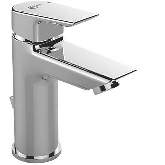 Ideal Standard Tesi Basin Mono Mixer Bathroom Tap With Pop Up Waste