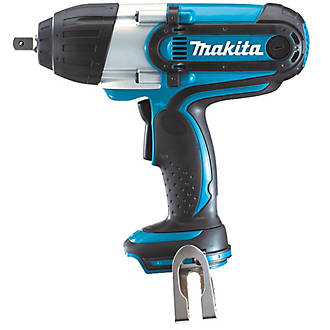Makita Dtw450z 18v Li Ion Lxt Cordless Impact Wrench Bare 5445j