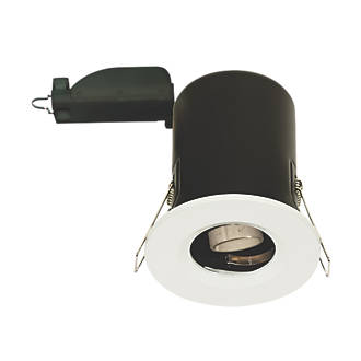 promo code e7c9d 787f3 LAP Fixed Fire Rated Downlight White 230-240V