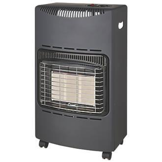 Ld 468c Portable Black Gas Heater 4200w