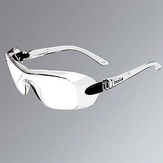 38216c19e6 Bolle Overlight Clear Lens Overspecs Large (5604F)