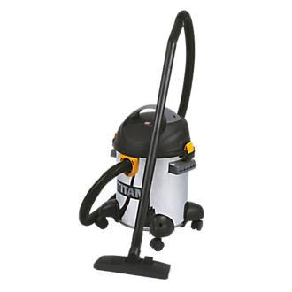 Titan TTB351VAC 1400W 20Ltr Wet & Dry Vacuum Cleaner 240V