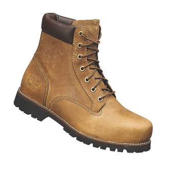 Timberland Pro Pro Eagle Safety Boots Camel Size 8 (5639C) 0ba6337f8df9