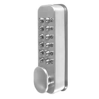 Smith & Locke Medium Duty Easy Code Change Push-Button Lock