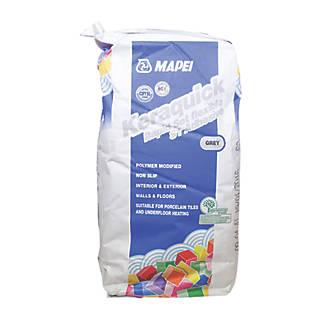Mapei Keraquick Rapid-Set Flexible Tile Adhesive Grey 10kg (5769P)