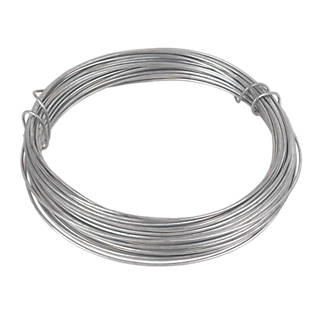Apollo 25mm 25mm galvanised garden wire x 25m wire mesh apollo 25mm 25mm galvanised garden wire x 25m wire mesh screwfix greentooth Image collections