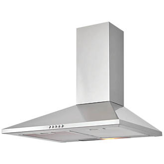 Cooke Lewis Chs60 Chimney Hood Stainless Steel 600mm