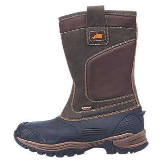 Hyena Nevis Safety Rigger Boots Black Size 11