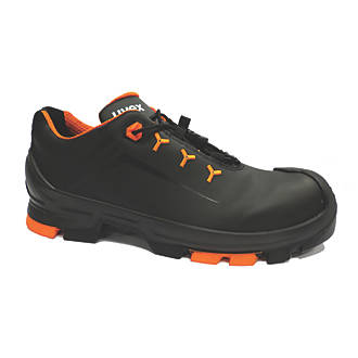 643574d66e0 Uvex 6502 Safety Shoes Black Size 7