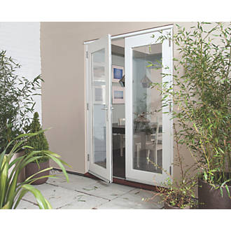 Jeld-Wen Wellington Timber Fully Finished French Doors 1200 x 2100mm ...