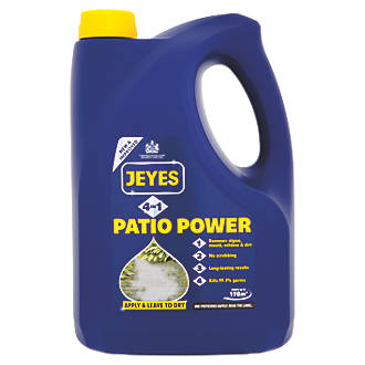 jeyes patio decking power 4ltr