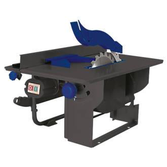 Energer enb539tas 200mm table saw 230 240v table saws screwfix greentooth Gallery