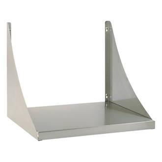 Franke Stainless Steel Microwave Shelf 600 X 500 500mm Kitchen Shelves Fix