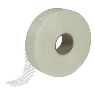 5 Hi-Tac Self Adhesive Drywall Scrim Tape 48mm x 90M Drywall Plasterers Mesh Tape