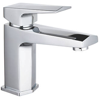 Bristan Elegance Basin Mixer Tap With Clicker Waste Basin Taps