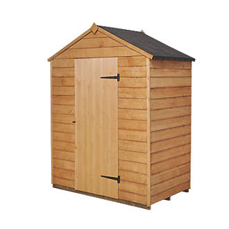 doors apex double sale overlap timber treated forest shed wooden direct sheds dip for buy