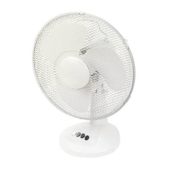 240v desk fan with speed control