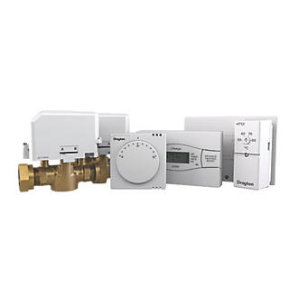 Superb Drayton Pbte58 Twinzone Central Heating Control Pack Control Packs Wiring 101 Olytiaxxcnl