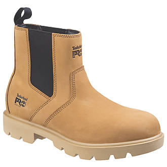 c898774027f Timberland Pro Sawhorse Safety Dealer Boots Wheat Size 8