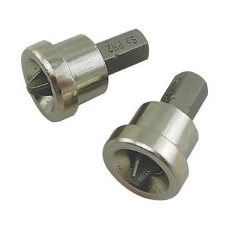 PH2 Drywall Screwdriver Bits PH2 2 Pack