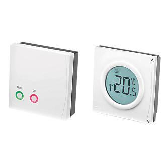 Danfoss ectemp next plus electric floor heating room thermostat.