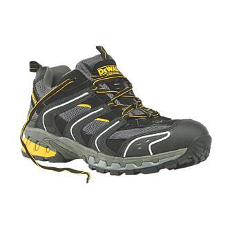 21e8302189d DeWalt Cutter Safety Trainers Grey / Black Size 10