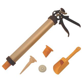 Roughneck Brick Mortar Gun | Mortar
