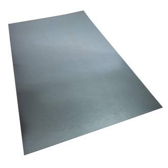 Alfer Protective Door Plates Galvanised Steel 600 X 1000mm Door Kick Plates Screwfix Com