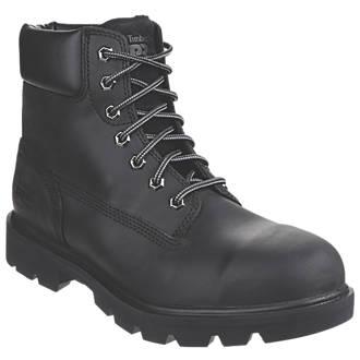 Timberland Pro Sawhorse Safety Boots Black Size 9 (7098R) 325487a0b