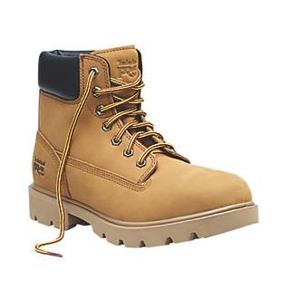 Timberland Pro Sawhorse Safety Boots Wheat Size 8 (7186P) 05526c14d72e