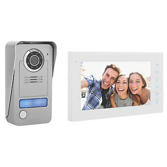 Smartwares DIC-22412UK Video Intercom System (731CC) d7135180be89b