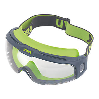 uvex u sonic u sonic clear lens safety goggles safety goggles