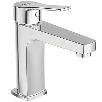 Ideal Standard Entella Basin Mono Mixer Tap With Clicker Waste