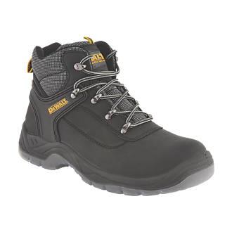 35864c01bd6 DeWalt Laser Safety Boots Black Size 9