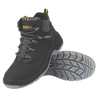 a73bf36139a DeWalt Laser Safety Boots Black Size 9