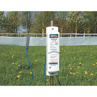 Stockshop Bx140 Electric Fence Energiser Battery Powered Fencers Screwfix Com
