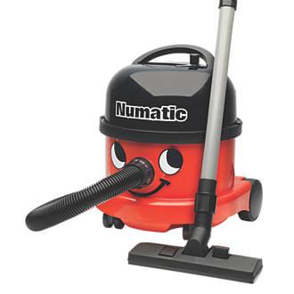 Numatic NRV200 11 620W 9Ltr Dry Vacuum Cleaner 230V