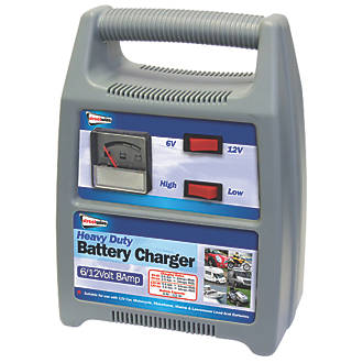 Streetwize Automatic Battery Charger