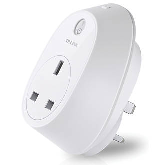 TP-Link Energy Monitoring Smart Plug White
