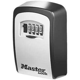 Master Lock 5 Key Combination Safe 77908