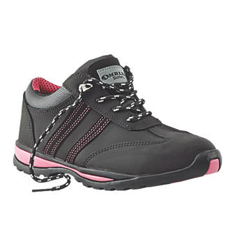 b6eea5b0c Amblers FS47 Ladies Safety Trainers Black Size 4 | Safety Trainers ...