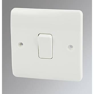 Fantastic Mk Logic Plus 1 Gang 10Ax Intermediate Switch White Switches Wiring 101 Hemtstreekradiomeanderfmnl