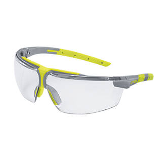 93ed9d0f11d Uvex i-3 Add Clear Lens +2.0 Dioptre Safety Specs (7865R)