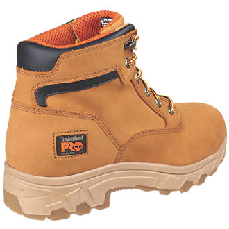 limited price lace up in hot products Timberland Pro Workstead Safety Boots Wheat Size 10