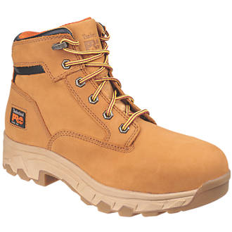 Timberland Pro Workstead Safety Boots Wheat Size 10 (7969T) 59d4a2c9ff